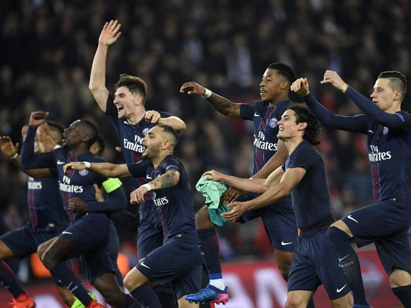 Champions League: PSG Hand Lacklustre Barcelona 4-0 Drubbing in Paris