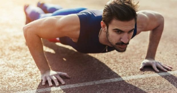 3 Easy Chest Exercises That Anyone Can Do - NDTV Food