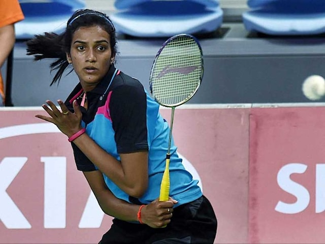 PV Sindhu Falls Three Places To World No.5 In Badminton Rankings
