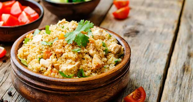 6 Impressive Health Benefits of Quinoa