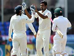 Highlights, India vs Bangladesh Test, Day 4: Ashwin, Jadeja Put Hosts On Top