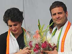 प्रियंका गांधी बनीं कांग्रेस महासचिव तो BJP ने कसा तंज, कहा- वह पार्टी के लिए बैसाखी की तरह