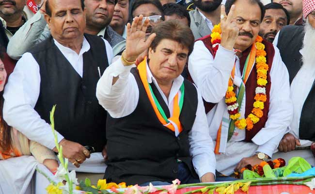 Raj Babbar Arrested While On His Way To Farmers' Protest, Later Released