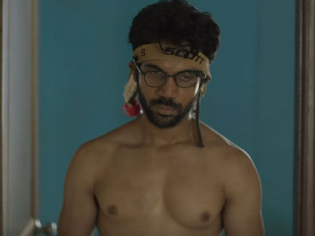 For Trapped, Rajkummar Rao Survived On Coffee And Carrots For 20 Days