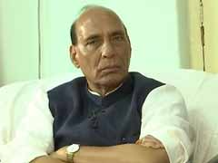 UP Elections 2017: Chief Minister Akhilesh Yadav Has Undone His Father's Work With Congress Alliance, Says Home Minister Rajnath Singh