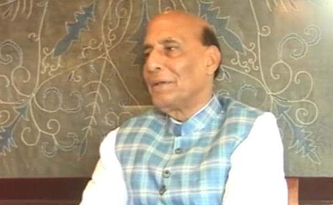 जन्मदिन विशेष: बीजेपी में 'राम-लक्ष्मण की जोड़ी' के बीच ऐसे बने थे राजनाथ सिंह अध्यक्ष, पढ़ें सियासी सफर