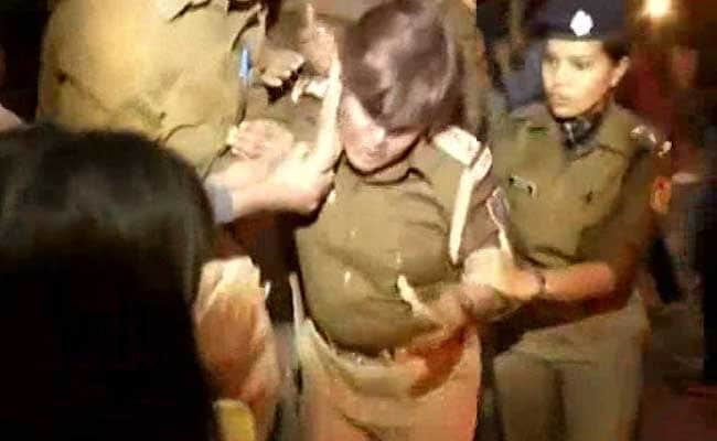 Ramjas College Cancels Talk By Umar Khalid. Now Pro, Against Groups Clash