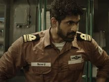 <i>The Ghazi Attack</i>: Rana Daggubati Was Never 'Tired, Moody Or Upset' While Filming Underwater