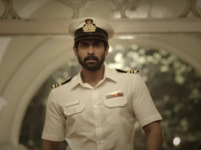 The Ghazi Attack:  Rana Daggubati Was 'Gasping For Sunlight' By The End Of Shoot