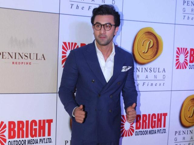 Has Ranbir Kapoor Started Resembling Sanjay Dutt Yet?