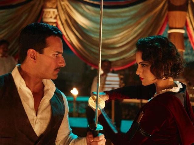 Rangoon Box Office Collection Day 2: Kangana Ranaut's Film Shows 'No Growth'