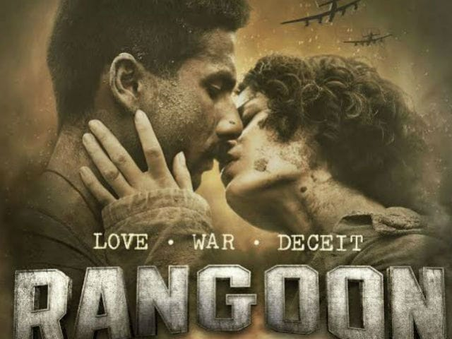 Rangoon Song Alvida: Kangana Ranaut, Shahid Kapoor, Saif Ali Khan's Song Will Stir Your Soul
