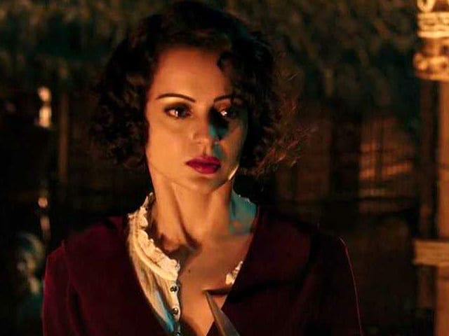 Box Office Report: Kangana's Rangoon Off To A 'Dismal' Start