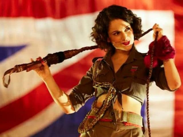 Rangoon Movie Review: Much Kangana Ranaut, Such Wow
