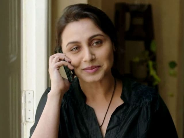 Rani Mukerji Will Make A Comeback With Hichki