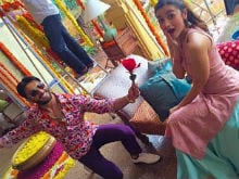Ranveer Singh And Alia Bhatt Groove To <i>Tamma Tamma</i>, Badrinath, Better Watch Your Dulhania