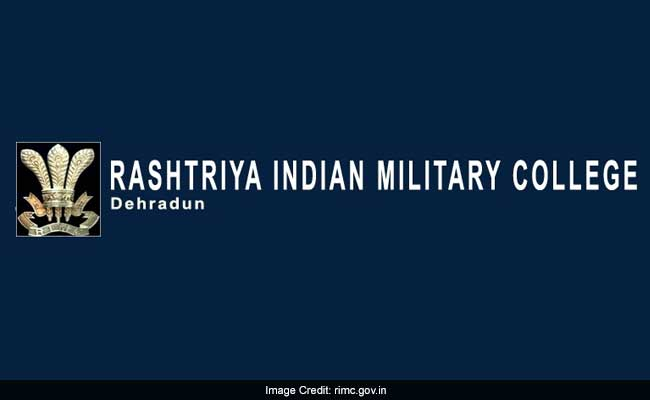 Rashtriya Indian Military College Dehradun: Notification For Admission To Class 8 (July 2018)