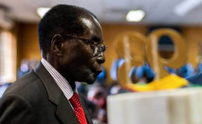 Robert Mugabe Removed As WHO Goodwill Envoy After Public Outrage
