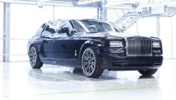 Rolls-Royce Retires Seventh Generation Phantom