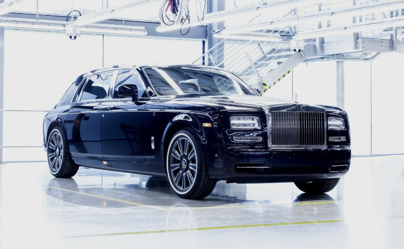 Rolls royce phantom price in india images mileage features rolls royce retires seventh generation phantom altavistaventures Images