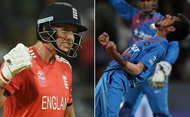 INDvsENG T20सीरीज : बल्लेबाजी में जो रूट तो गेंदबाजी में यजुवेंद्र चहल ने मारी बाजी