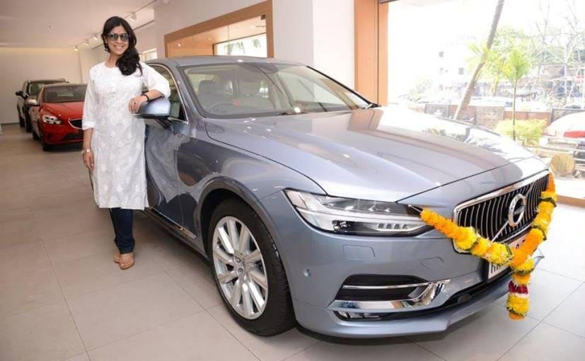 Dangal Star Sakshi Tanwar Buys Volvo S90 Sedan
