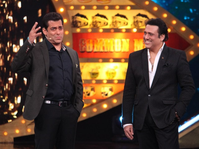 Salman, Shah Rukh Khan - The 'Only Stars' At Govinda's Film Premiere (Other Than Himself)