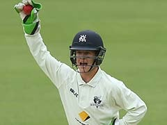 Australian Wicketkeeper In Hospital After Suffering Blow To The Head During Sheffield Shield Match