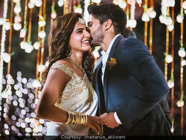 Samantha Ruth Prabhu's Pic With Naga Chaitanya Will Melt The Most Unromantic Heart