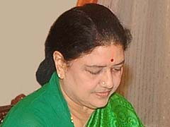 As Sasikala Waits On Governor, She Gets A Break Of Sorts In Supreme Court