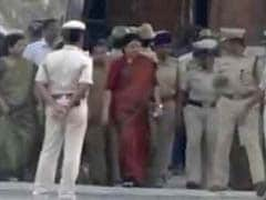 VK Sasikala, Prisoner Number 9234, Slept On The Floor In Bengaluru Jail Cell