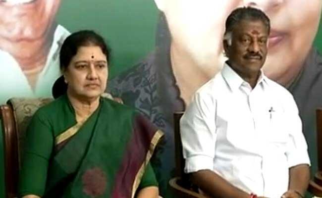 तमिलनाडु के मंत्रियों ने देर रात की अहम बैठक, AIADMK के धड़ों को साथ लाने की कोशिश