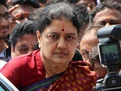 Sasikala Plea Against Conviction To Be Heard Today, Wants Judge To Recuse