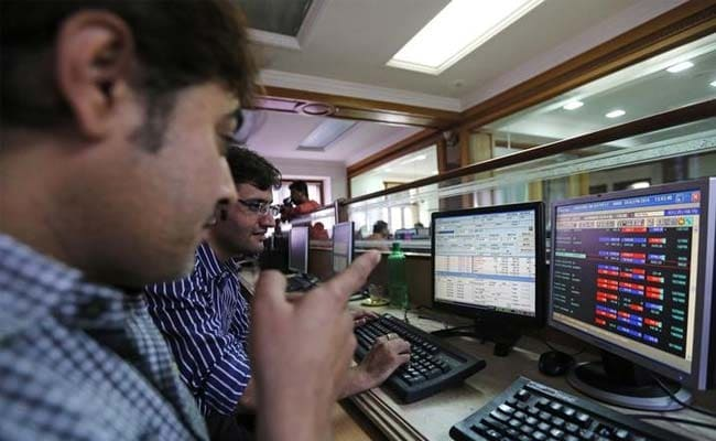 The BSE Sensex broke its two-session losing streak