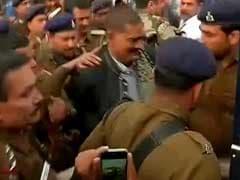 Shahabuddin Brought To Delhi, Lodged In Jail 2 Of Tihar Prison