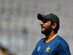 PCB Needs To Set An Example To Stop Fixing Menace: Shahid Afridi