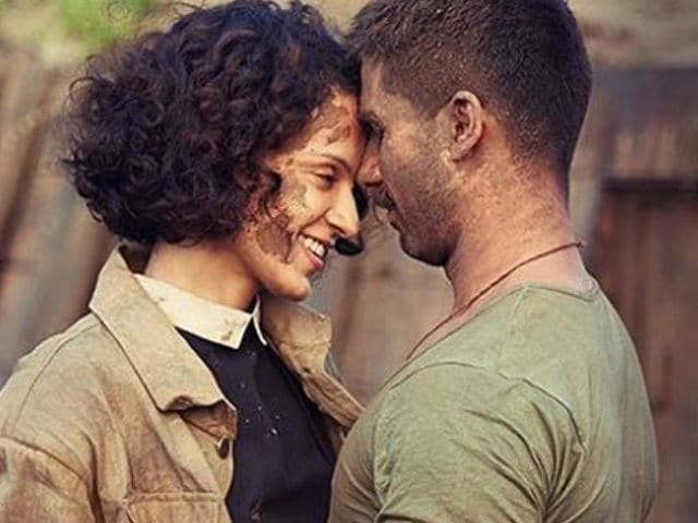 Kangana Ranaut Vs Shahid Kapoor? 'Nothing Like That,' She Insists