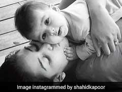 यह रही शाहिद कपूर और मीरा की बेटी मीशा की पहली तस्वीर, आपने देखी?