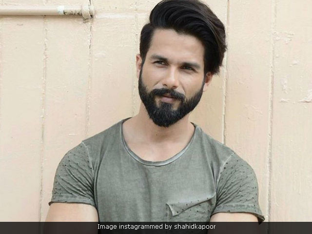 Shahid Kapoor Wakes Up Looking Like This. Instagram Is Smitten