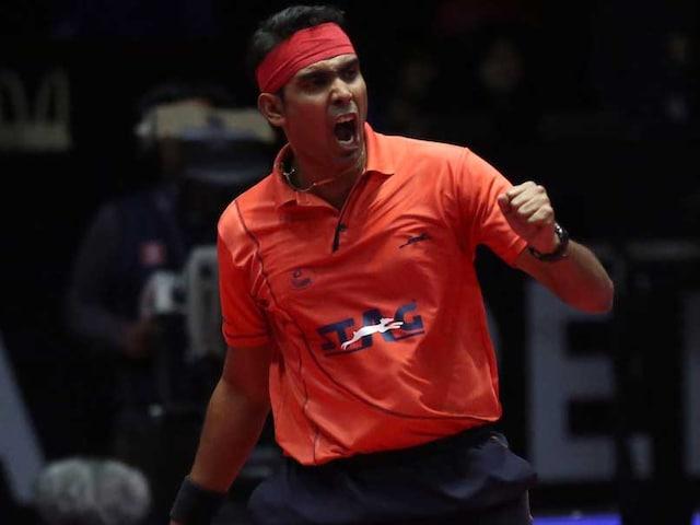 Sharath Kamal Wins Thriller, Enters India Open Semis