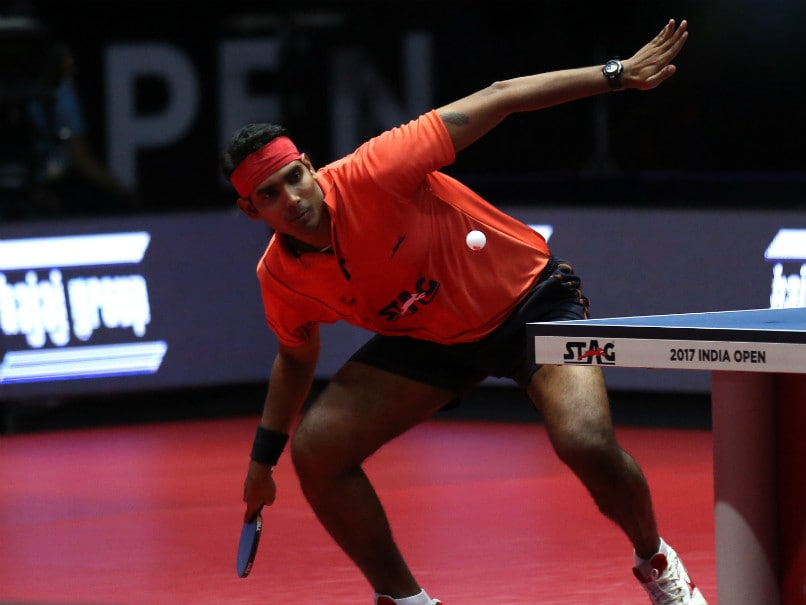 Sharath Kamal Loses to Japanese Prodigy in India Open Table Tennis Semis