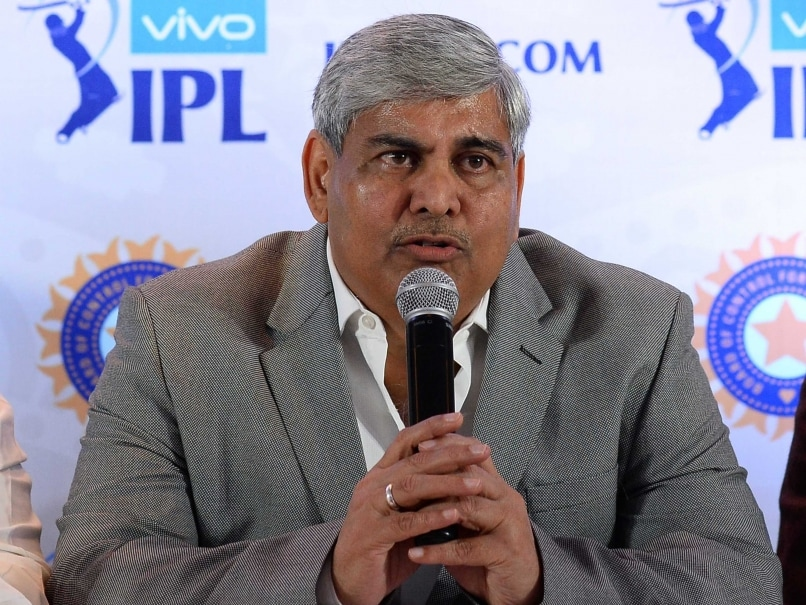 PCB Unhappy With Shashank Manohar