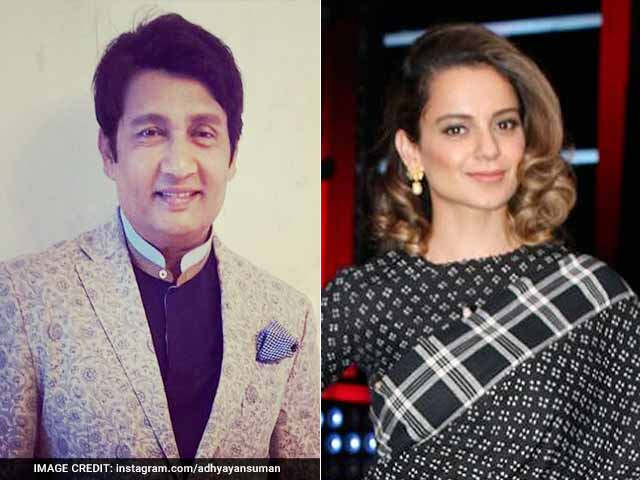Trolled, Shekhar Suman Claims Kangana Ranaut Isn't The 'Cocained Actress' He Meant