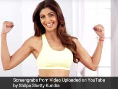 Shilpa Shetty Reveals Her Warm Up Routine In This Trending Video