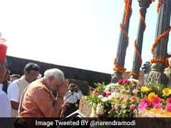छत्रपति शिवाजी महाराज की जयंती पर देशभर में कई कार्यक्रम, प्रधानमंत्री ने किया नमन