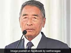 Nagaland Chief Minister Shurhozelie Liezietsu Stopped From Entering Assembly Hall