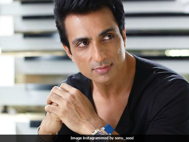 Sonu Sood's Next Venture To Be A Biopic
