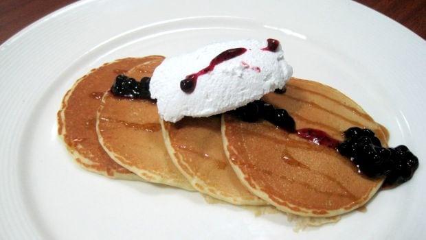 sour dough pancakes taj