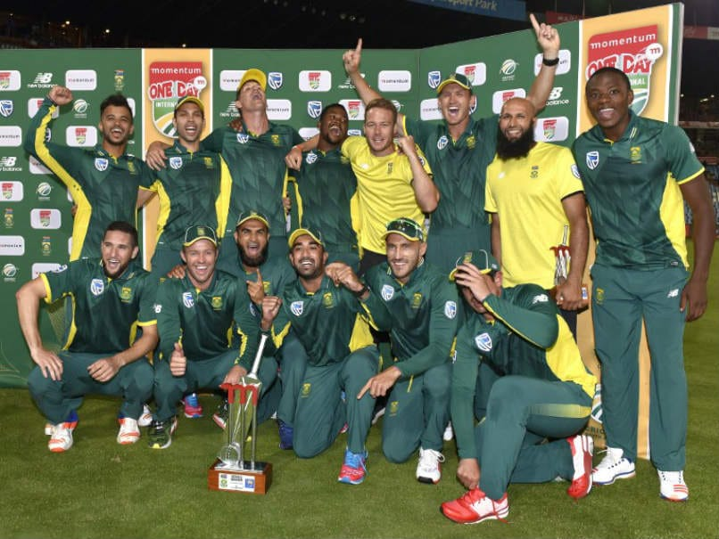 South Africa Complete Clean Sweep Over Sri Lanka, Reclaim No.1 ODI Ranking