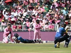 Swarm of Bees Stop South Africa-Sri Lanka ODI at Wanderers